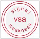 Сигналы слабости VSA