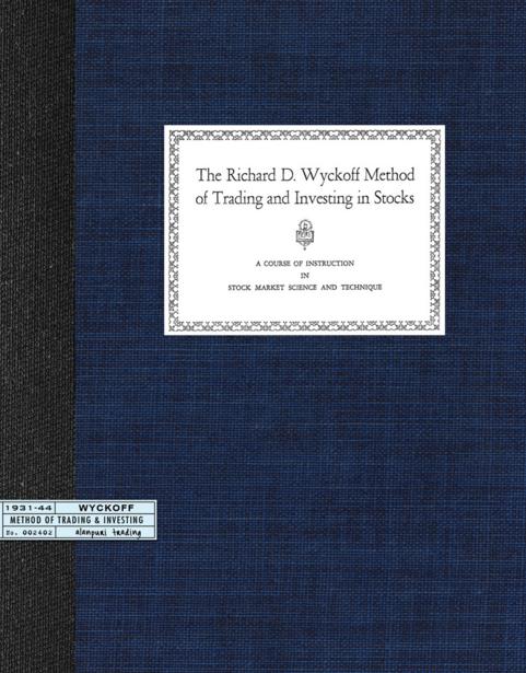 wyckoff-method-book