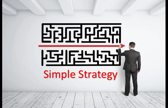 Как найти простую торговую стратегию?