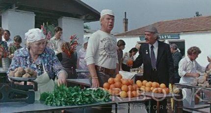 Пример 1. Спортлото 82. Пожилой покупатель не желает платить по рублю за апельсин.