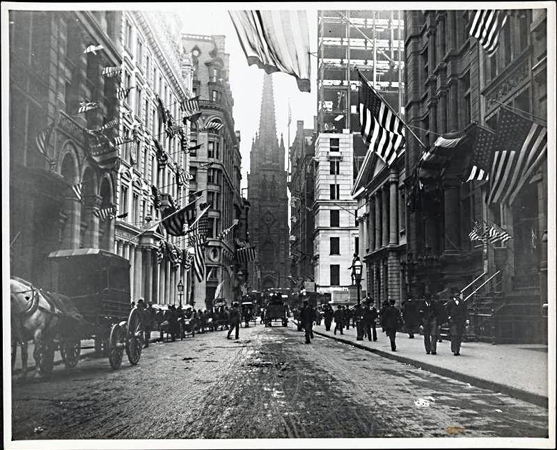 Wall Street во времена Вайкоффа